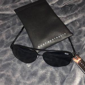 Brand new Quay Australia sun glasses!